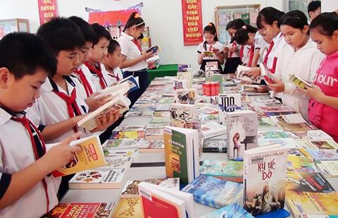 Chỉ đạo phát triển văn hóa đọc trong nhà trường