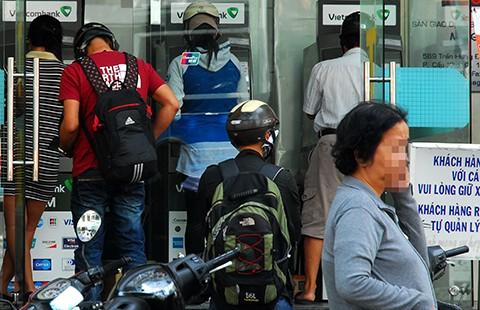 Cảnh giác tội phạm ATM dịp cuối năm