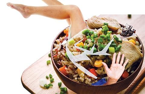 Vấn đề nổi cộm năm 2015: Thực phẩm bẩn
