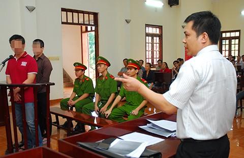 'Bảo vệ quyền con người, công lý là sứ mệnh'