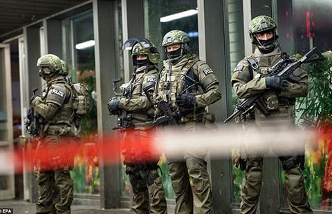 IS định đánh bom nhà ga Munich