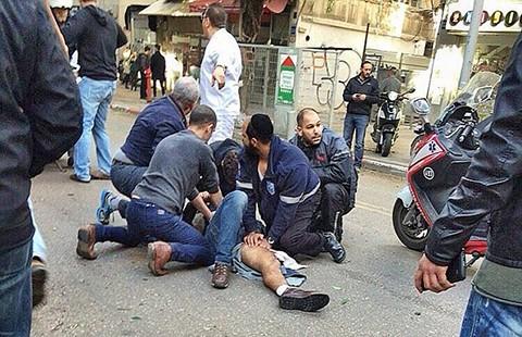 Xả súng kinh hoàng ở Israel