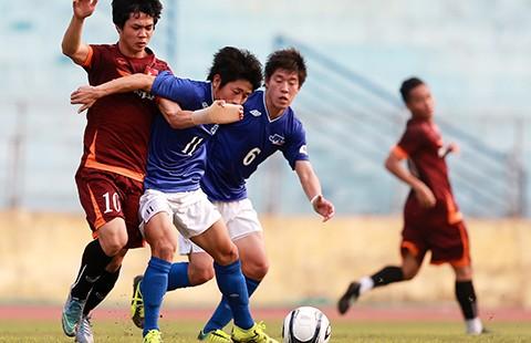 Đội tuyển U-23 Việt Nam: Tìm suất đá chính