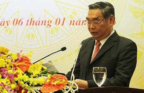Đại tướng Lê Hồng Anh: 'Tội phạm đang gây bất an cho dân'