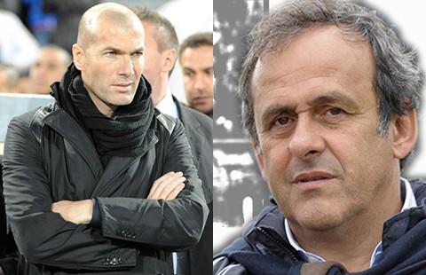 Số phận Platini và Zidane: Hai số 10 của bóng đá Pháp