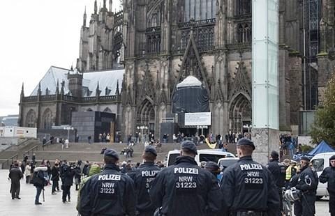 Đức đối phó 'vụ tai tiếng đêm giao thừa'