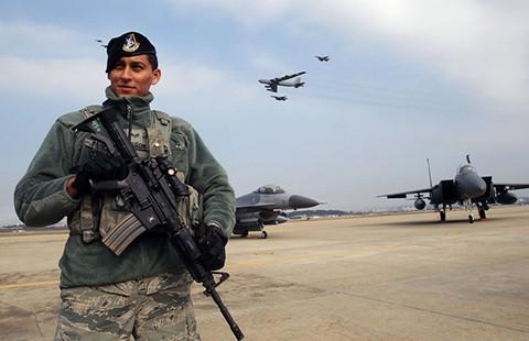 Quân đội Hàn Quốc lo ngại Triều Tiên đột kích