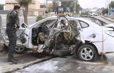 Ngày đẫm máu ở Iraq với nhiều vụ đánh bom tự sát