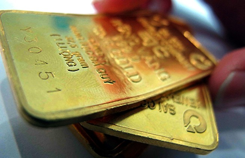SJC mua vàng miếng một chữ trở lại