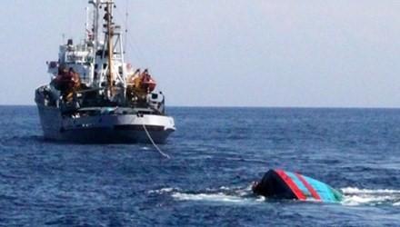 Bộ Ngoại giao lên tiếng vụ tàu cá Bình Định bị đâm chìm