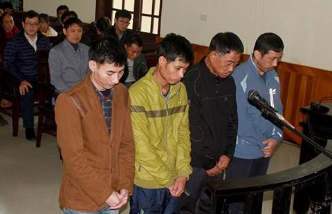 Vụ sập giàn giáo ở Formosa: Cả bốn bị cáo đều xin hưởng án treo