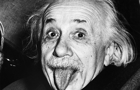 Không lẽ ông Einstein cũng bị thần kinh!