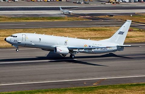 Ấn Độ điều máy bay đối phó Trung Quốc