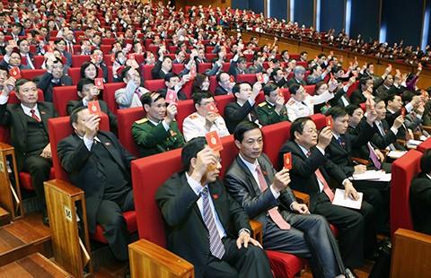 Hôm nay khai mạc Đại hội XII của Đảng