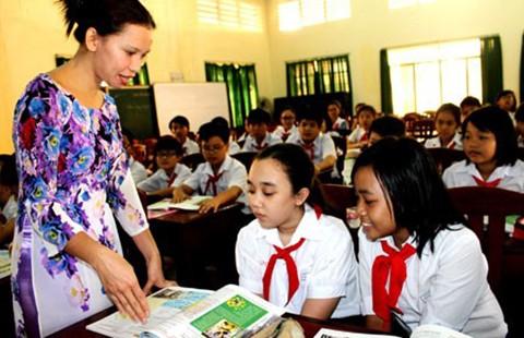 Tiêu chuẩn tuyển dụng giáo viên tiếng Anh tiểu học