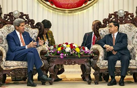 Lào muốn một ASEAN thống nhất