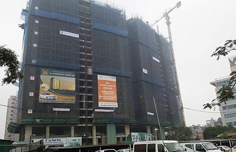 Báo động cao ốc xây lố tầng