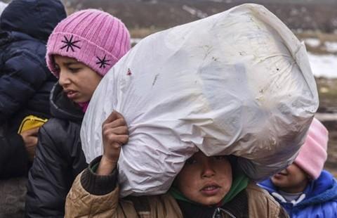 Châu Âu 'săn lùng' tài sản người tị nạn
