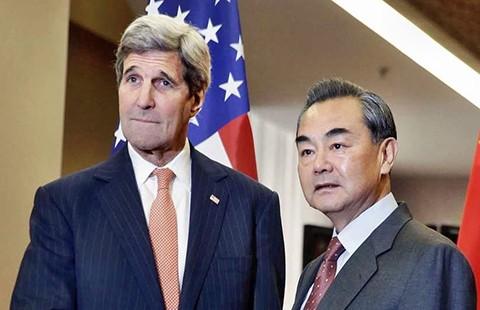 John Kerry gây sức ép với Trung Quốc