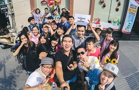 Yêu Sài Gòn theo cách của người trẻ