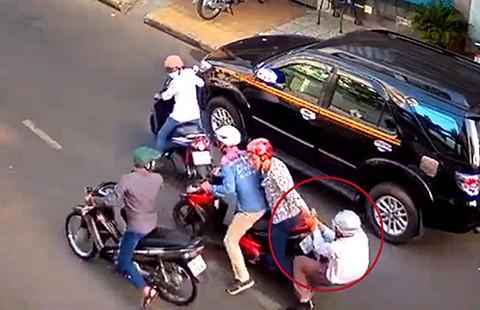 Trộm cướp lộng hành cuối năm - bài 1: Dàn cảnh để cướp