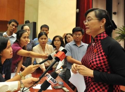 TP.HCM lập Ủy ban Bầu cử đại biểu Quốc hội và đại biểu HĐND