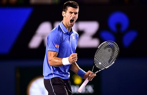 Quần vợt quốc tế: Đế chế Djokovic!