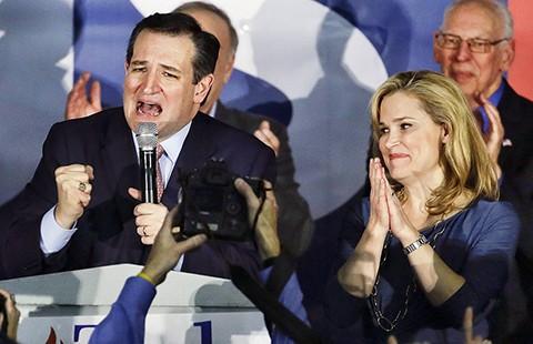 Ted Cruz lật nhào tỉ phú Donald Trump