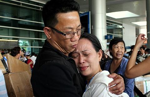 'Phải về Việt Nam ăn tết thôi, quê hương của mình mà'
