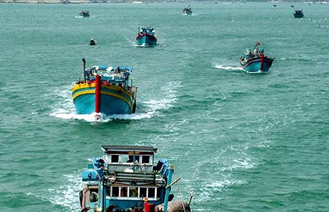 Tết của ngư dân trên biển