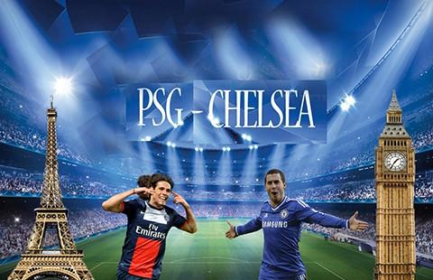 Paris St Germain – Chelsea: Oan gia ngõ hẹp