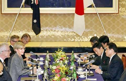 Ngoại trưởng Úc Julie Bishop: 'TQ phải tôn trọng luật pháp quốc tế'