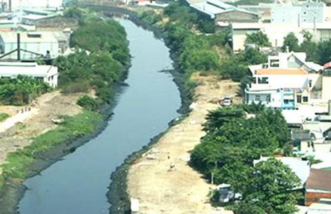 Năm năm nữa hy vọng tắm được trên kênh Tham Lương, Thị Nghè