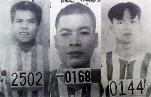 Phạm nhân vượt ngục bị bắt ở biên giới Campuchia