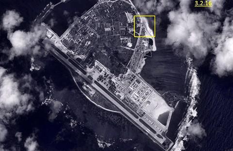 Mỹ lên án Trung Quốc bố trí tên lửa