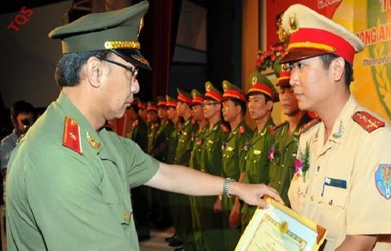 Công an TP.HCM sẽ thực hiện chỉ đạo của Bí thư Đinh La Thăng