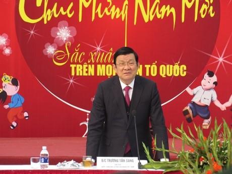 Khí phách Việt Nam là tiền đề để phát triển bền vững