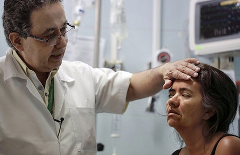 Virus Zika dẫn đến hội chứng Guillain-Barré