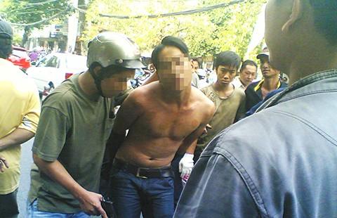 Toàn cảnh nạn cướp giật ở TP.HCM