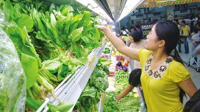Nông sản năng suất thấp, giá cao không thể vào siêu thị
