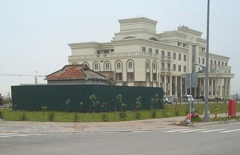 Chưa cho xây miếu thờ trong dự án Formosa