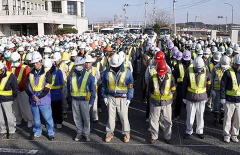 Thảm họa hạt nhân Nhật có thể gây ra 10.000 ca ung thư