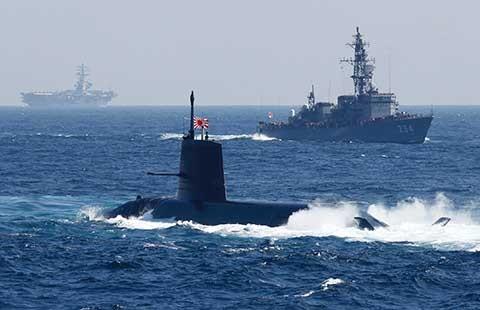 Trung Quốc sắp đảo lộn trật tự an ninh Đông Á