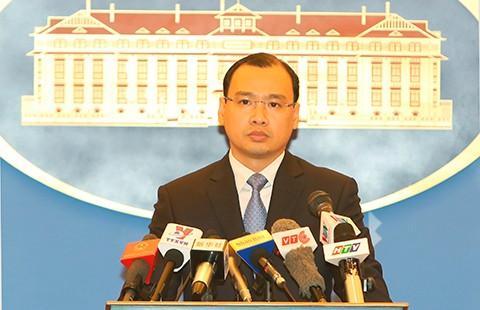 Việt Nam phản đối hành vi đối xử vô nhân đạo với ngư dân