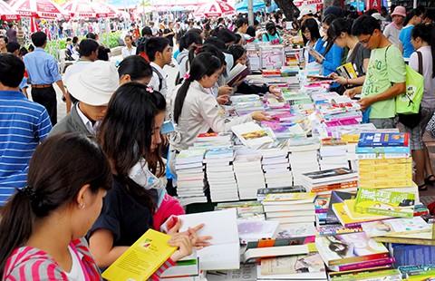 Bùng nổ  văn hóa đọc