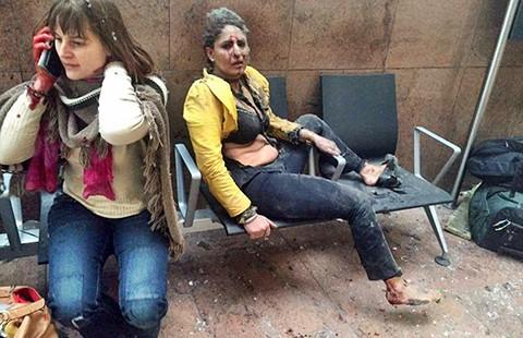 Đánh bom tại Bỉ: 34 người chết