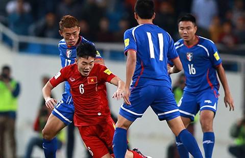 Việt Nam - Đài Loan (4-1): Màn ra mắt đẹp!