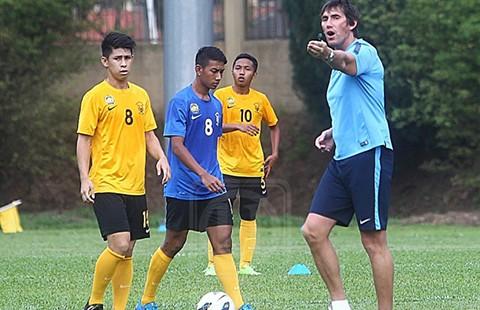 Thông điệp Đức trong đội U-22 Malaysia