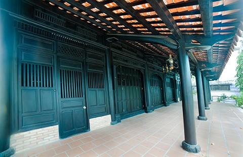 Nhà thờ cổ Sài Gòn - Bài 5: Ngôi nhà nguyện theo kiểu nhà rường hơn 200 năm
