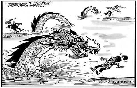 Trung Quốc hủy diệt rạn san hô Trường Sa